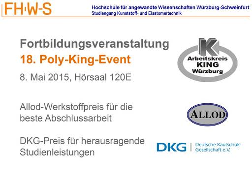 Poly-KING-Event 2015