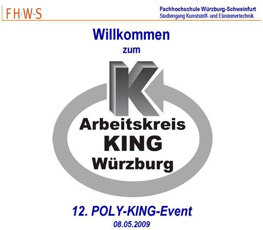 Poly-KING-Event 2009